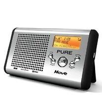 Tragbare Pure Radios mit DAB Signal