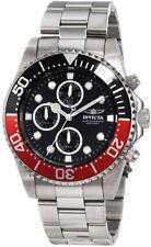 Quarz - (Batterie) Invicta Armbanduhren mit Chronograph