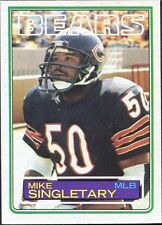 Topps Rookie Chicago Bears Original Football Trading Cards