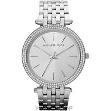 Runde Michael Kors Armbanduhren mit 12-Stunden-Zifferblatt