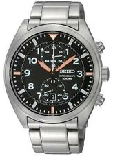 Dress/Formal Stainless Steel Case Watches with Chronograph