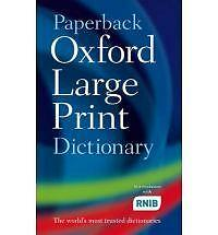 Large Print Non-Fiction Books in English
