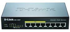 Firmennetzwerke-Standalone Netzwerk-Switches mit 8 LAN-Anschlüssen