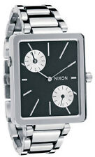 Nixon Stainless Steel Band Women's Wristwatches