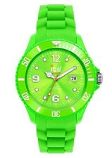 Runde Armbanduhren aus Silikon/Gummi Uhr