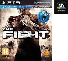 Jeux vidéo pour le combat et PlayStation Move