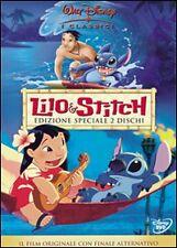 Film in DVD e Blu-ray edizione edizione speciale Lilo & Stitch
