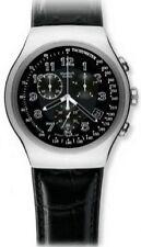 Polierte Armbanduhren im Luxus-Stil mit Datumsanzeige für Erwachsene
