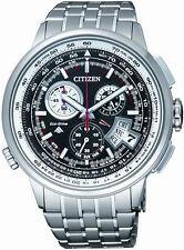 Citizen Armbanduhren aus Silber