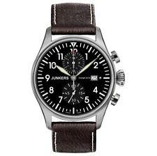 Sportliche Junkers Armbanduhren mit Chronograph