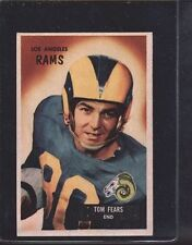 Bowman Los Angeles Rams Vintage (Pre-1970) Football Cards