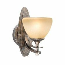 Vaxcel Transitional Bronze Wall Sconce Wall Lighting Fixtures