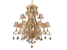 Traditional chandeliers ebay glass aloadofball Images