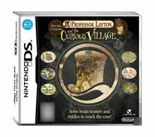 Puzzle Nintendo DS Video Games with Manual