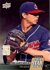 Upper Deck Rookie Cleveland Indians Original Baseball Cards