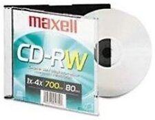 Discos CD-RW