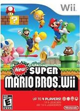 Jeux vidéo français Super Mario Bros. pour Nintendo Wii