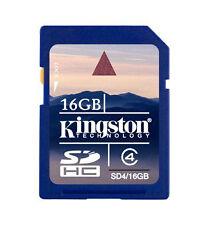 Kingston SD Camera Memory Cards for Nikon
