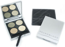 Pressed Powder Eye Makeup with All Natural Ingredients
