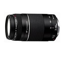 Canon EF Camera Lenses SLR 75-300mm Focal