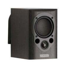 Mission Black Bookshelf Home Speakers and Subwoofers