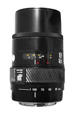 Sony A Macro/Close Up f/3.5 Camera Lenses