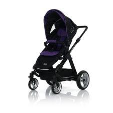 ABC Design Kinderwagen mit Einkaufskorb