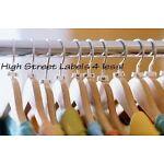 High Street Labels 4 less