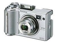 Fujifilm E500 Digital Cameras
