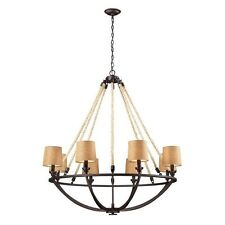 elk lighting bronze chandeliers