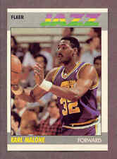 Fleer Karl Malone Utah Jazz Original Basketball Cards