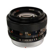 Manual Focus SLR Camera Lenses for Canon 55mm Focal