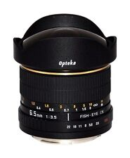 Opteka Manual Focus Lens for Nikon Camera