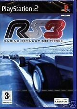 Racing Sony PlayStation 2 Video Games with Manual