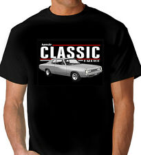 VALIANT  VH  HARDTOP 2 DOOR  COUPE  BLACK TSHIRT  MENS' LADIES & KIDS SIZES