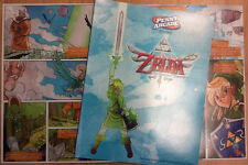 NINTENDO WONDERCON 2012 ZELDA SKYWARD SWORD PROMO COMIC BOOK PENNY ARCADE