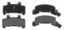 Raybestos PGD289M Frt Premium Semi Met Brake Pads