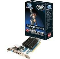 SAPPHIRE 2GB Memory PCI Computer Graphics & Video Cards