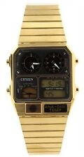 Citizen Stainless Steel Band Men's Quartz (Battery) Watches