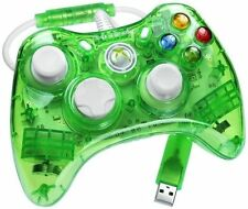 Microsoft Xbox 360 Wired Video Game Gamepads
