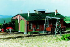 Auhagen HO Gauge Model Railway Locomotive Sheds