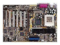 AGP Mainboards mit SDR SDRAM-Speichertyp