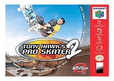 Nintendo 64 Skateboarding Video Games