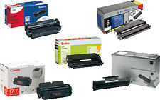 Canon Genuine/Original Printer Toner Cartridges