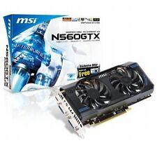 MSI Grafik- & Videokarten mit PCI Express x16 und 1GB Speichergröße
