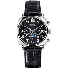 Runde-mechanisch - (automatische) Armbanduhren mit Datumsanzeige für Erwachsene
