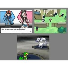Jeux vidéo allemands Pokémon origin