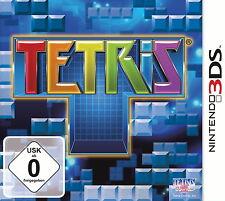 Puzzle-PC - & Videospiele mit Gebrauchsanleitung, Tetris