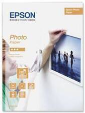 Epson Photographic Paper 25 Sheet Count