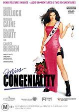 Sandra Bullock DVD & Blu-ray Movies Miss Congeniality
